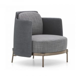 tape armchair for living room