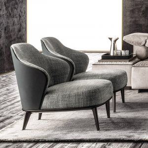 Piros Occasional Armchair