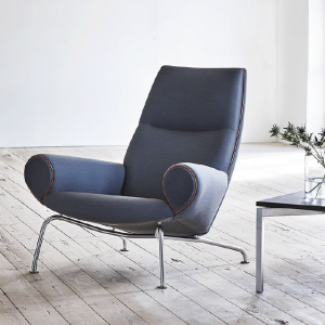 ox chair and ottoman