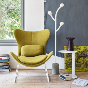 Calligaris Lazy Occasional Armchair