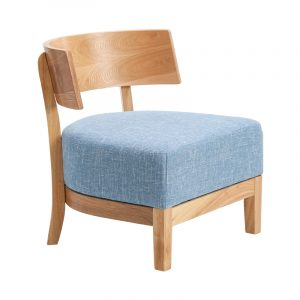 Wooden Lower Lounge Chair