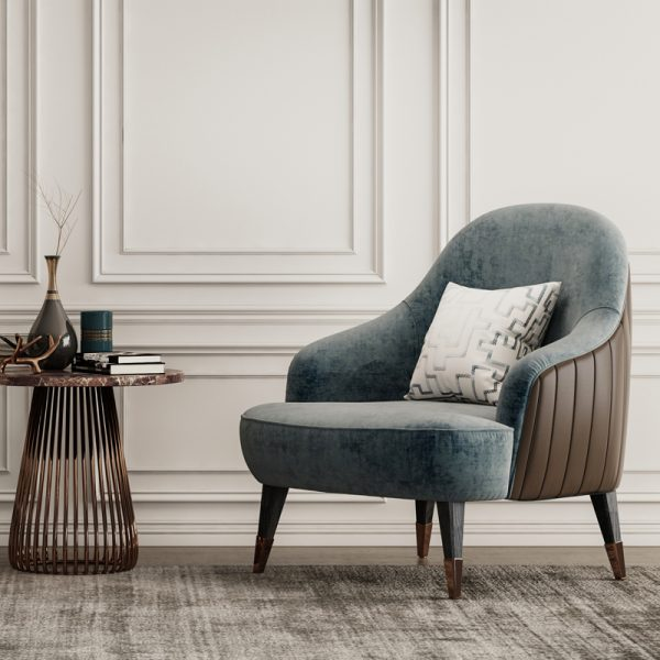 Accent Armchair For Living Room
