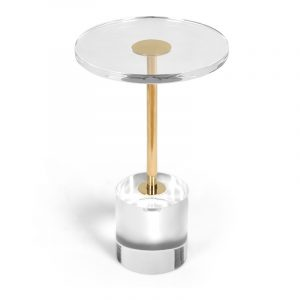 Arcylic Side Table